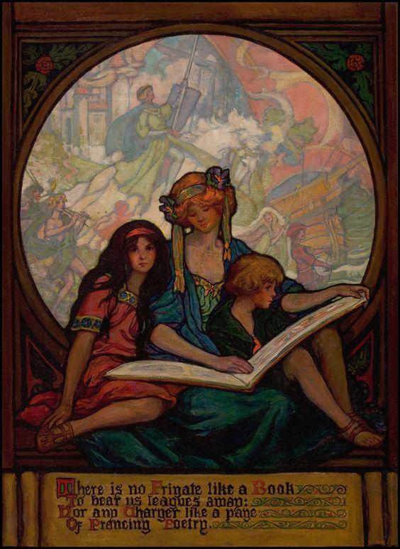 La lecture, une porte ouverte sur un monde enchanté (F.Mauriac) - Page 20 Dbe17e10
