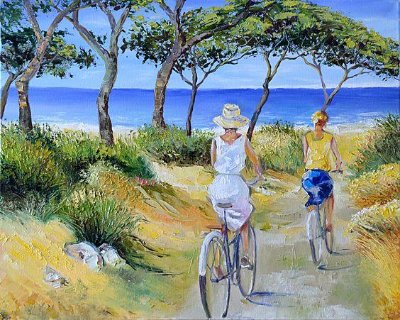 A bicyclette ... Dcdaa710