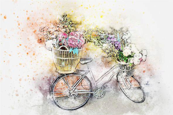 A bicyclette ... - Page 2 De85e110
