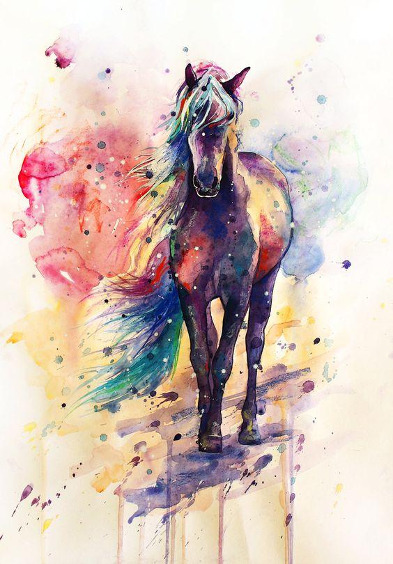 Les animaux peints à l'AQUARELLE - Page 16 Def9d510