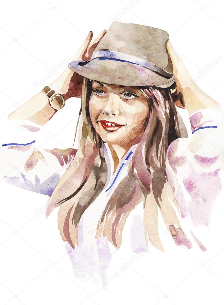 """Des élégantes  """"chapeautées"""" ... - Page 22 Deposi12"""