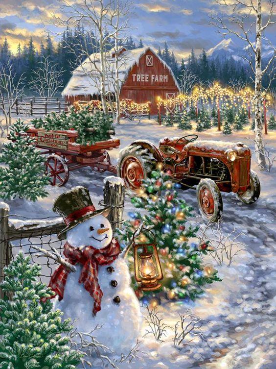 La Magie de Noël ... Dona_g12
