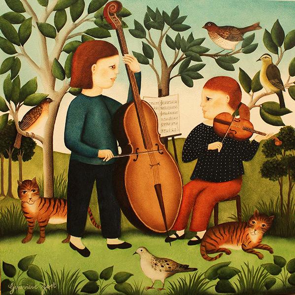 """"""" La Musique adoucit les moeurs """" ( Aristote ) - Page 16 Duet_f10"""