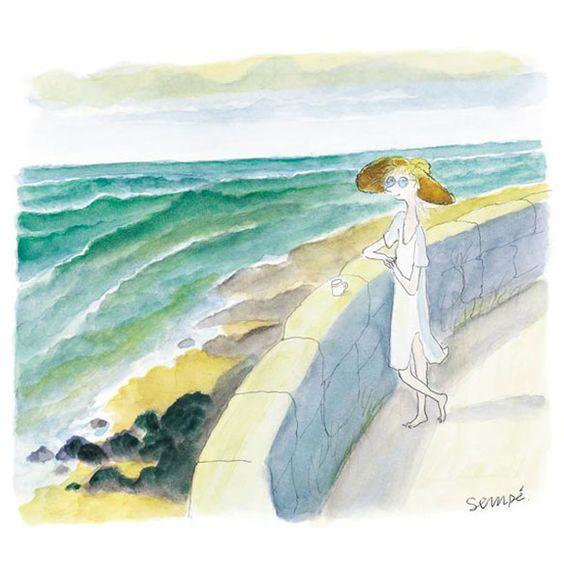 """Illustrations ... pour l'été ... Plage et """"farniente"""" ... - Page 22 E1dedb10"""