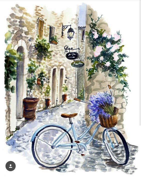 A bicyclette ... E3db4110