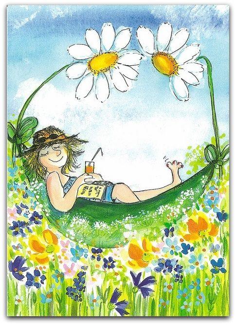 """Illustrations ... pour l'été ... Plage et """"farniente"""" ... - Page 20 E8f29e10"""