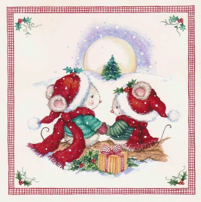 Bon Dimanche   -  Veille de  Noël  Ea792610