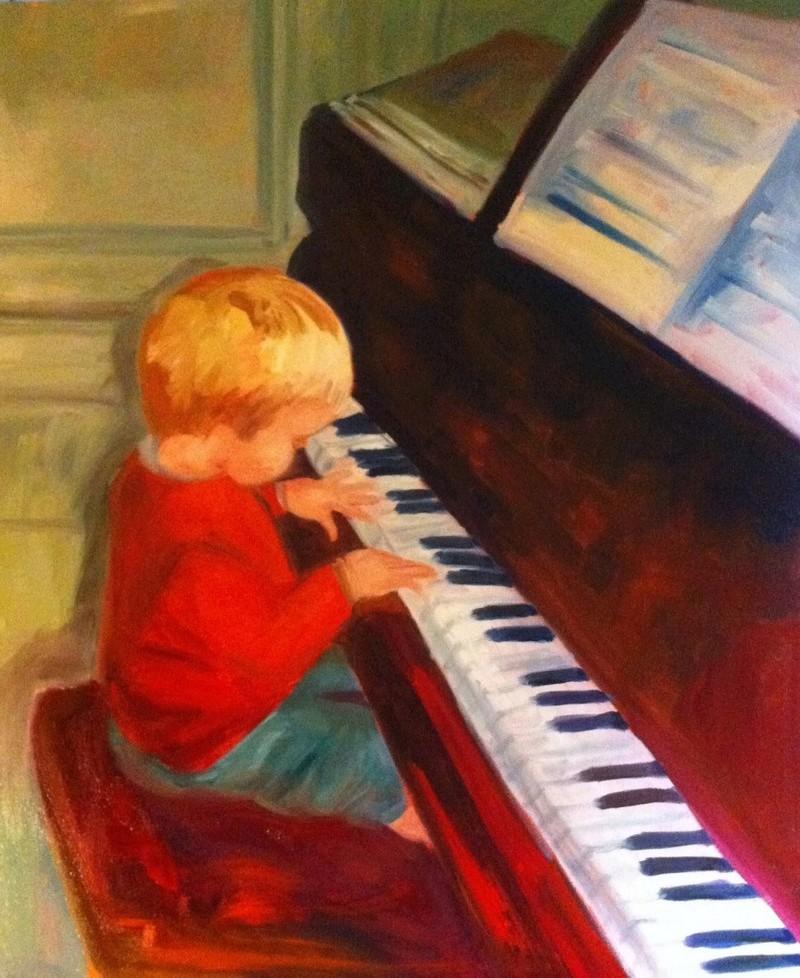 """"""" La Musique adoucit les moeurs """" ( Aristote ) - Page 15 Enfant11"""
