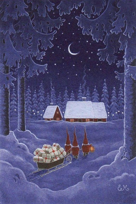 La Magie de Noël ... Eva_me13