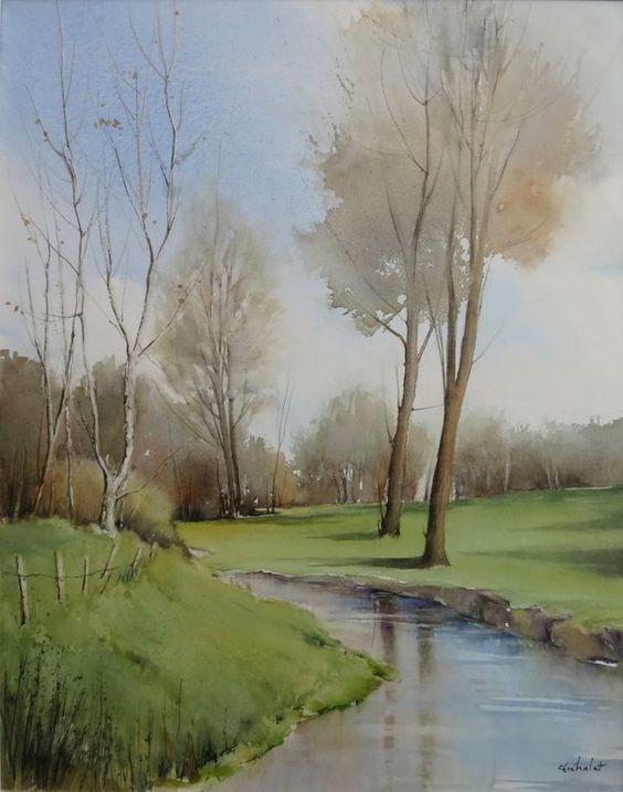 L'eau paisible des ruisseaux et petites rivières  - Page 22 F168f610