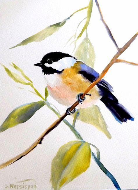 Les animaux peints à l'AQUARELLE - Page 16 F5e6da10