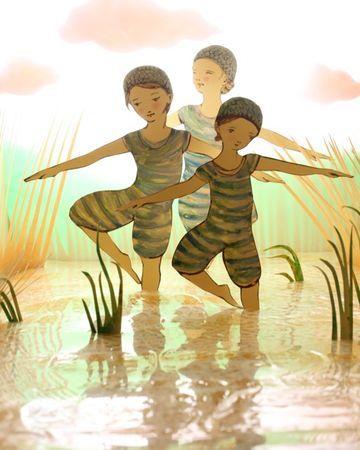 """Illustrations ... pour l'été ... Plage et """"farniente"""" ... - Page 22 F7fa4210"""