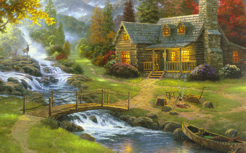L'eau paisible des ruisseaux et petites rivières  - Page 23 Faef3310