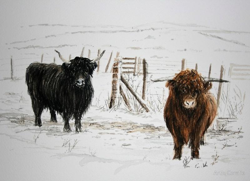 Les animaux peints à l'AQUARELLE - Page 13 Flat1010