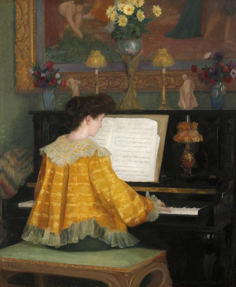 """"""" La Musique adoucit les moeurs """" ( Aristote ) - Page 15 Gauzi_10"""