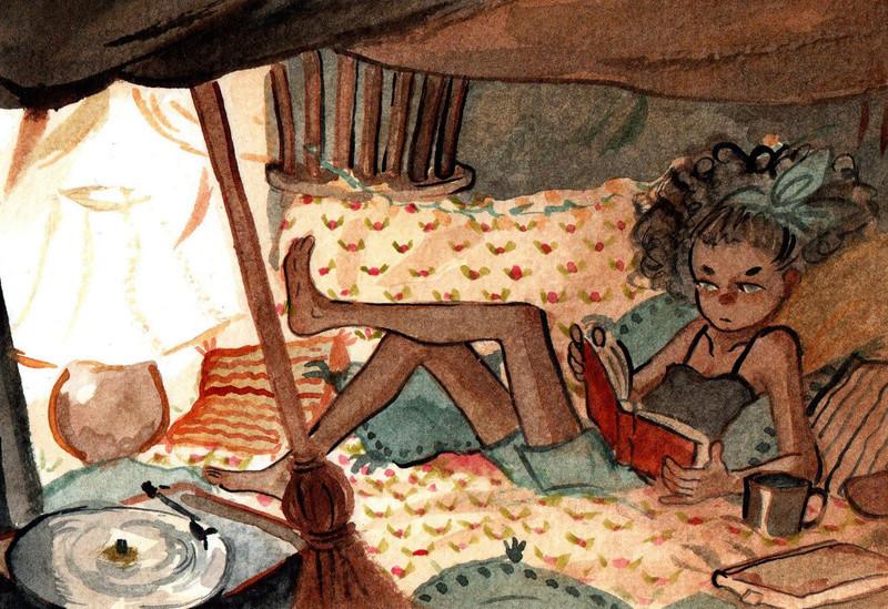 La lecture, une porte ouverte sur un monde enchanté (F.Mauriac) - Page 21 Gszaro10