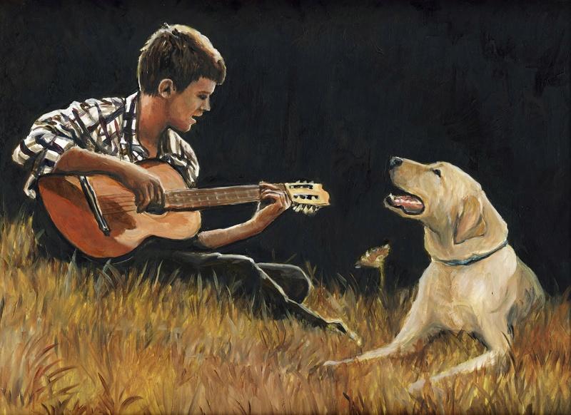 """"""" La Musique adoucit les moeurs """" ( Aristote ) - Page 15 Guitar11"""