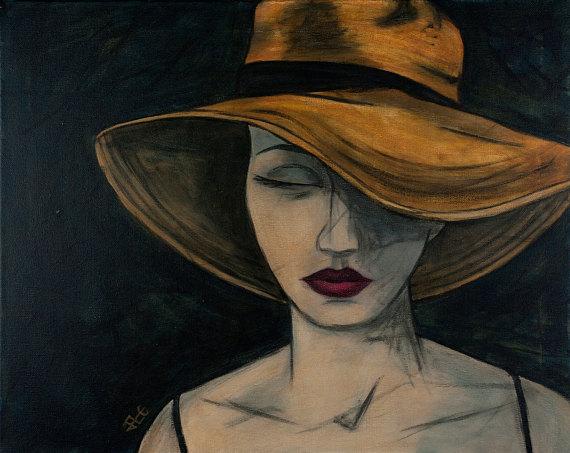 """Des élégantes  """"chapeautées"""" ... - Page 25 Il_57024"""