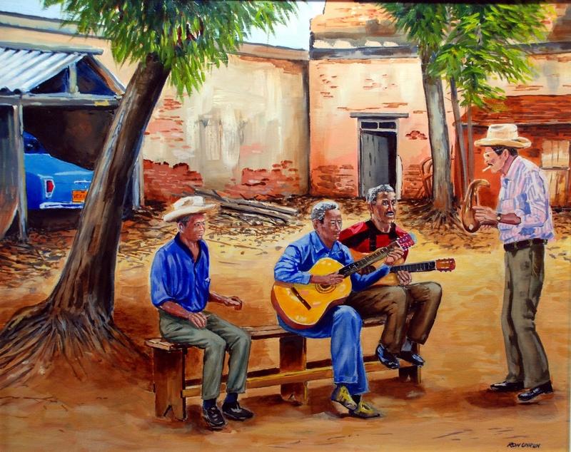 """"""" La Musique adoucit les moeurs """" ( Aristote ) - Page 16 Jammin10"""