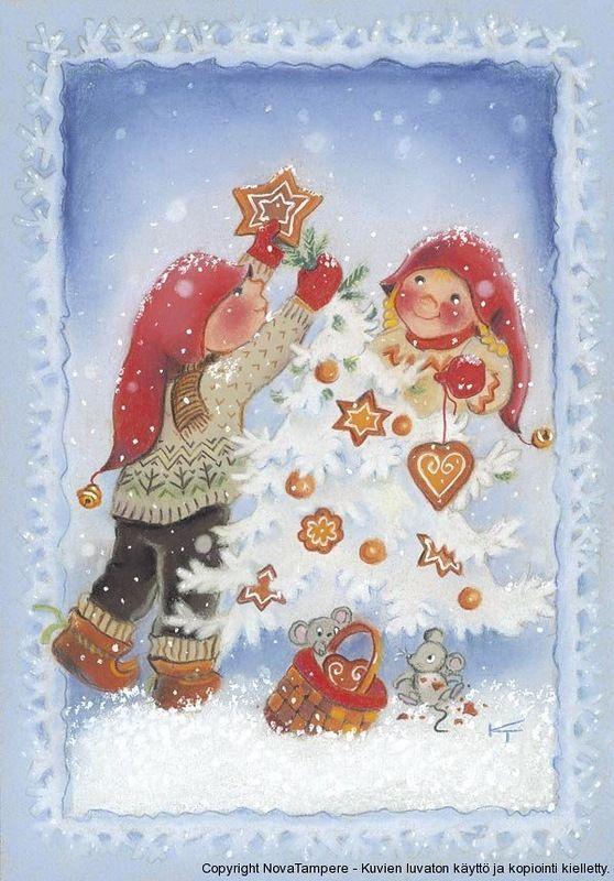 La Magie de Noël ... Kaarin10