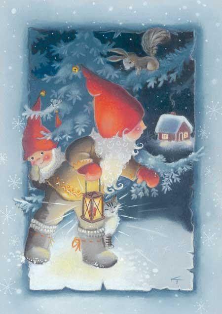 La Magie de Noël ... Kaarin11