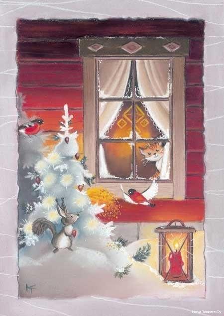 La Magie de Noël ... Kaarin13