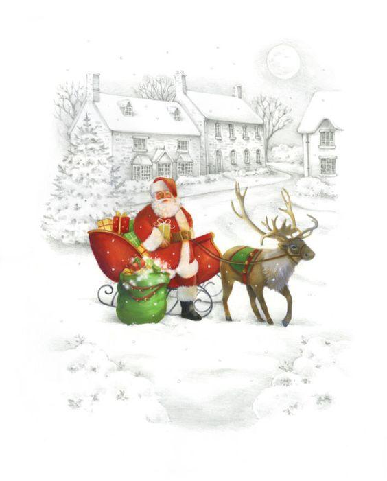 La Magie de Noël ... Lisa_a11