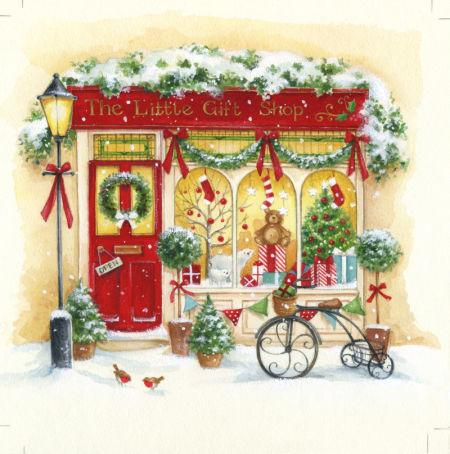 La Magie de Noël ... Lisa_a12