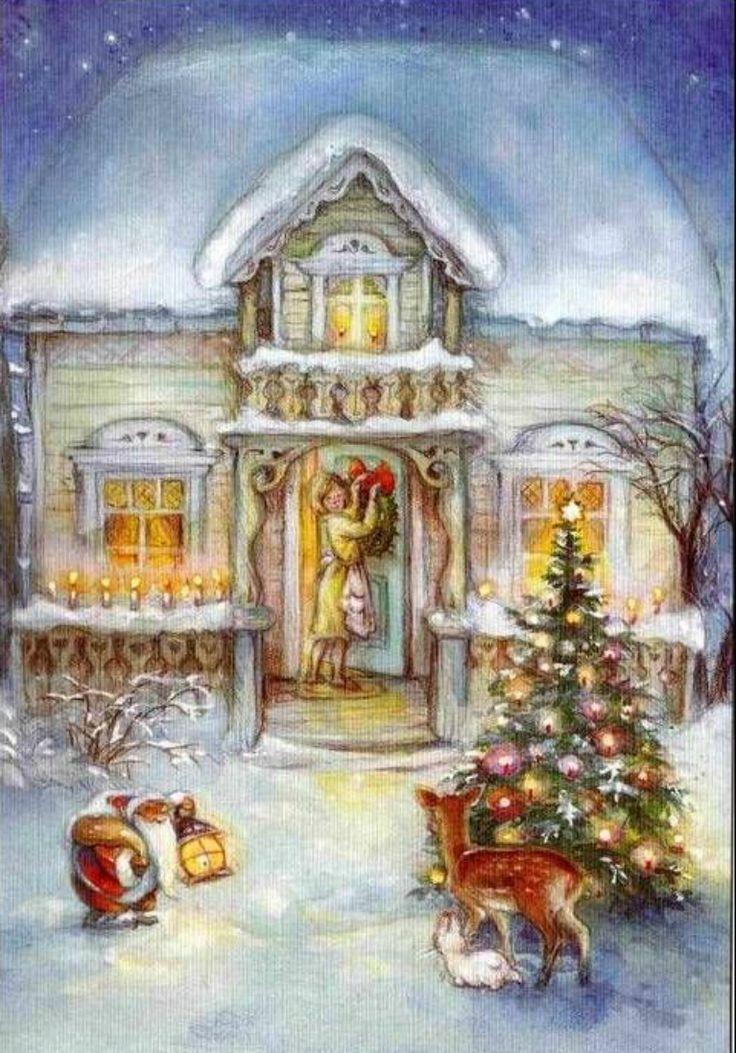 La Magie de Noël ... Lisi_m10