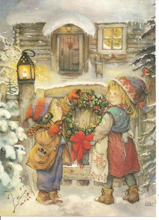 La Magie de Noël ... Lisi_m13
