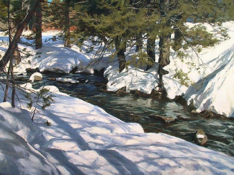 L'eau paisible des ruisseaux et petites rivières  - Page 20 Little11