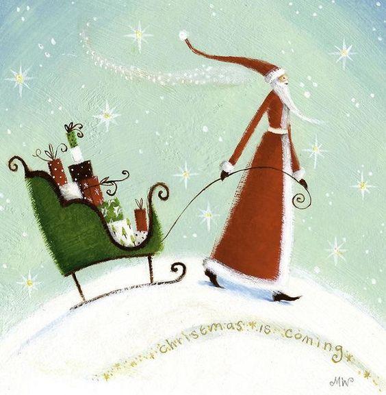La Magie de Noël ... Maria_10
