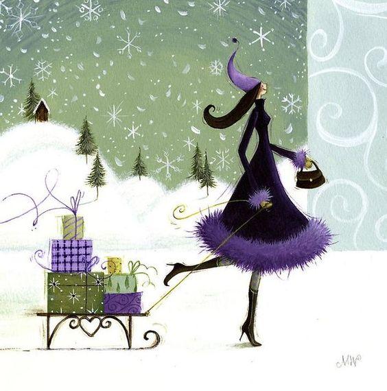 La Magie de Noël ... Maria_11