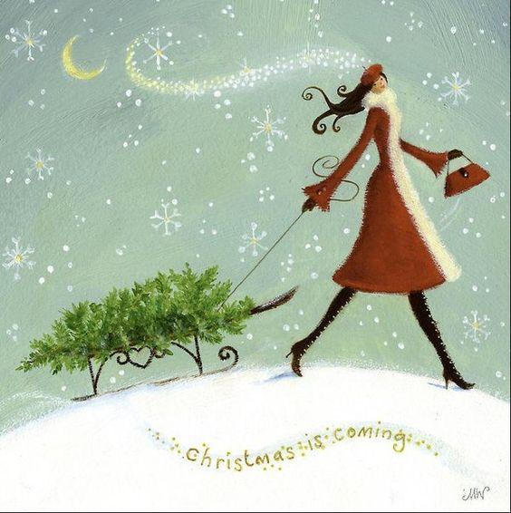 La Magie de Noël ... Maria_13