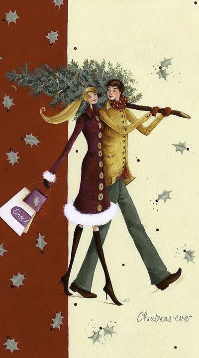 La Magie de Noël ... Maria_15