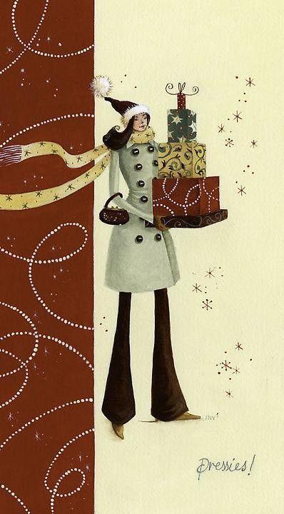 La Magie de Noël ... Maria_16