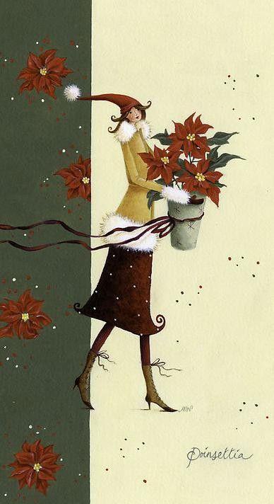 La Magie de Noël ... Maria_17