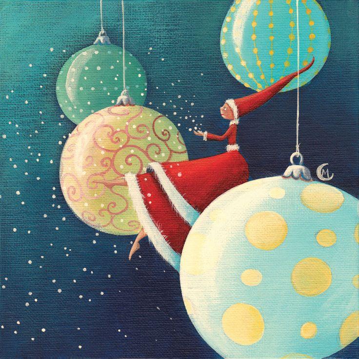 La Magie de Noël ... Marie_10