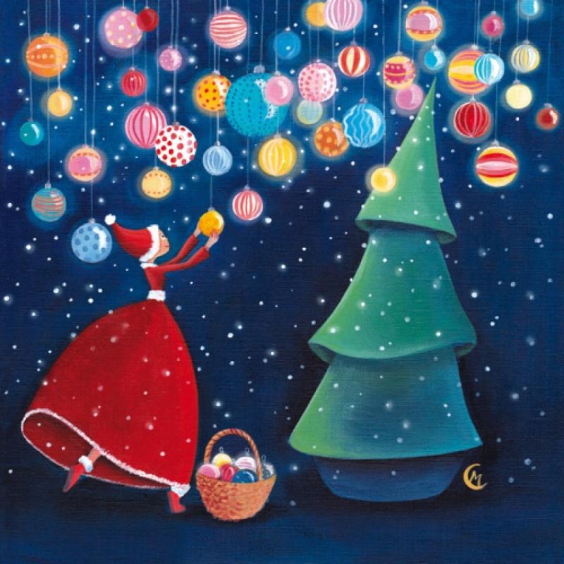 La Magie de Noël ... Marie_12