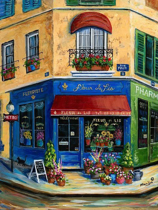 """Des petites """"boutiques"""" ... - Page 3 Marily11"""