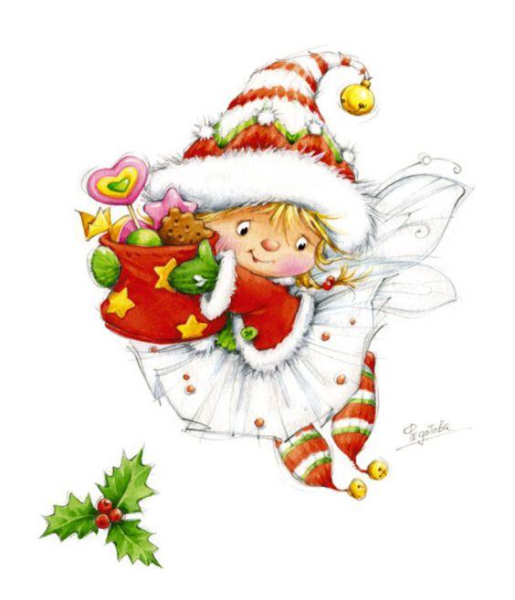 La Magie de Noël ... Marina10