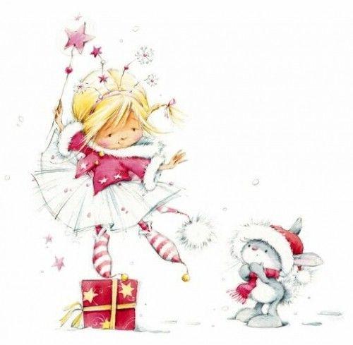 La Magie de Noël ... Marina11