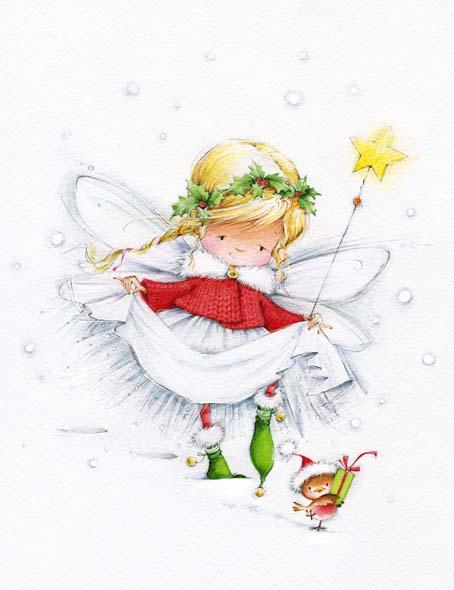 La Magie de Noël ... Marina13