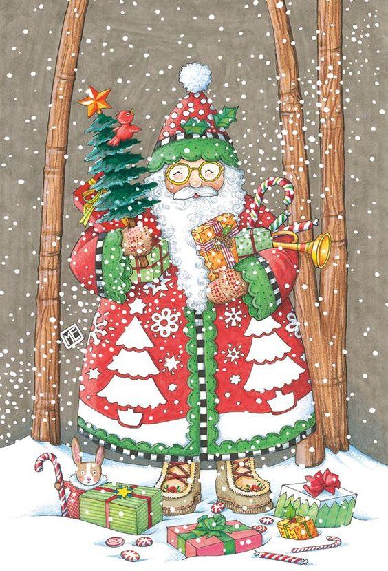 La Magie de Noël ... Mary_e11