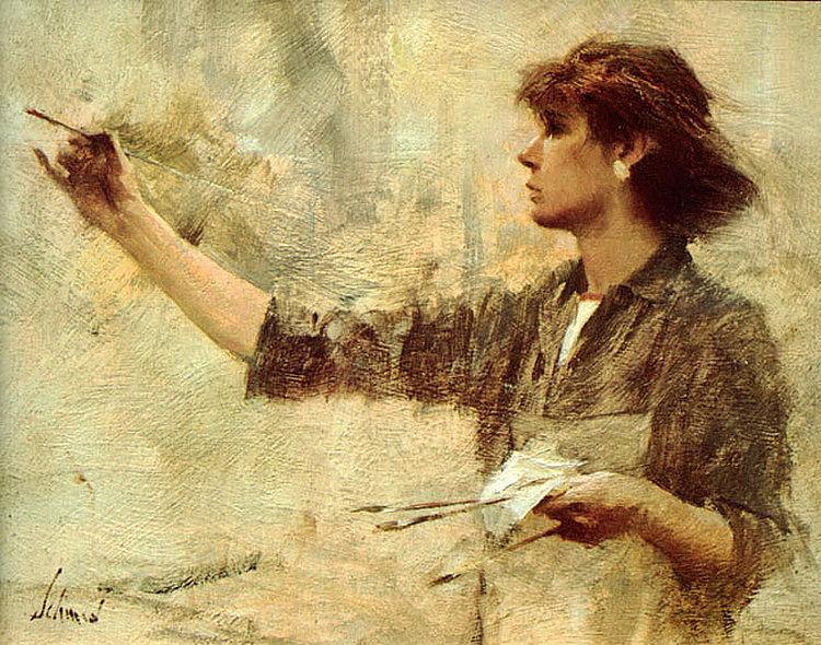 """""""Une peinture pour rêver, voyager, s'émouvoir ...  - Page 4 Nancy_10"""