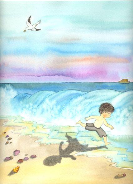 """Illustrations ... pour l'été ... Plage et """"farniente"""" ... - Page 20 Nora_h10"""