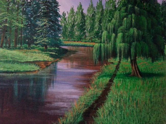 L'eau paisible des ruisseaux et petites rivières  - Page 22 Normal11