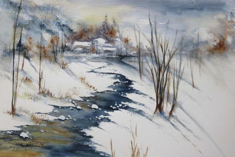 L'eau paisible des ruisseaux et petites rivières  - Page 20 Ob_93910