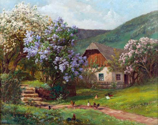 Tous les paysages en peinture. - Page 16 Oeiezz10