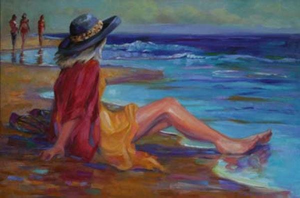 C'est l'été ... - Page 18 Painti10